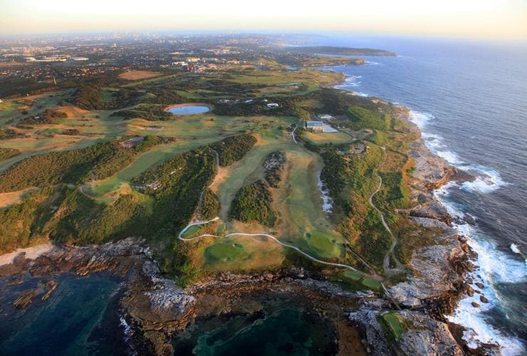 New South Wales Golf Club, Sydney, NSW © Great Golf Courses of Australia