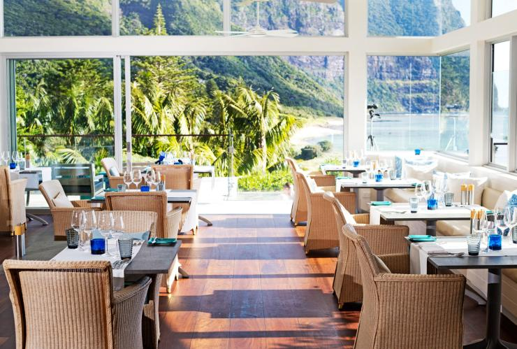 Capella Lodge, Lord Howe Island, NSW © Luxury Lodges of Australia