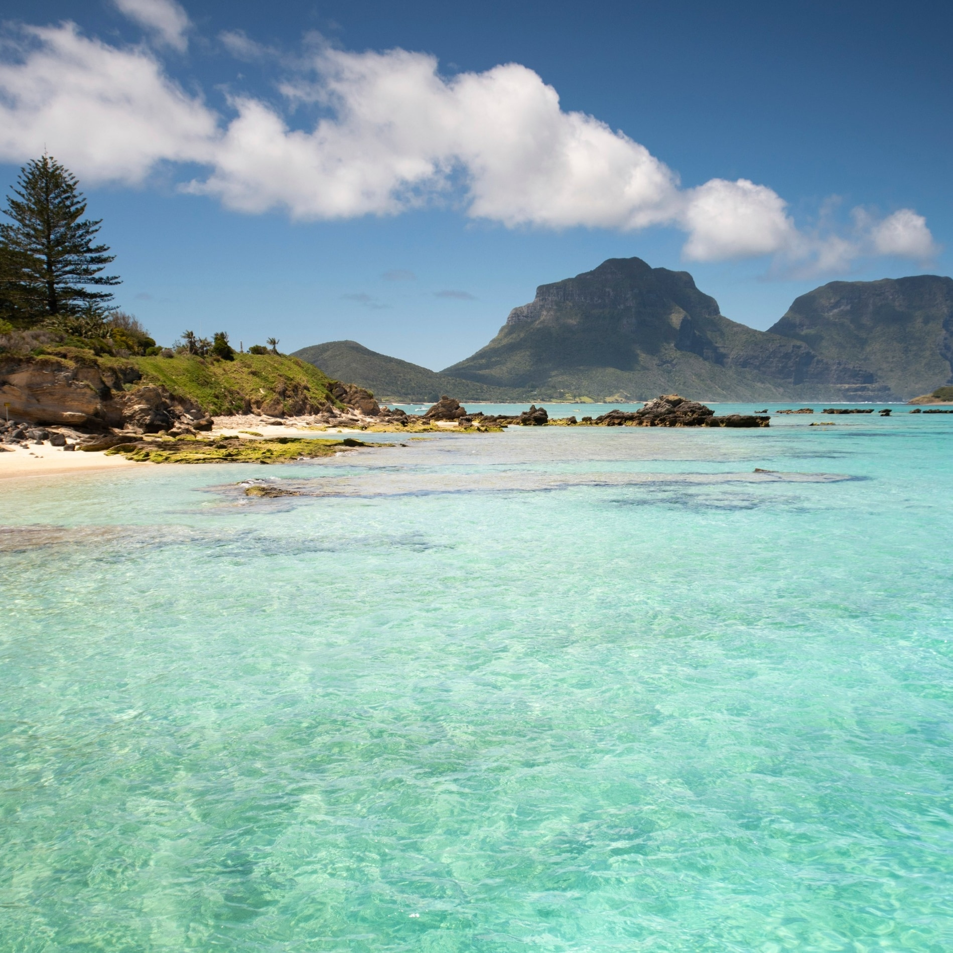 Lord Howe Island, New South Wales © tom-archer.com