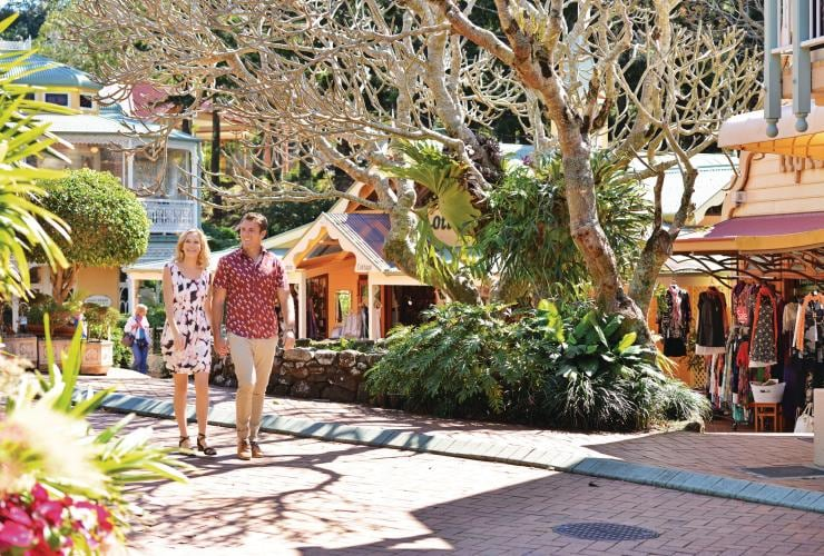 Montville, QLD © Tourism and Events Queensland