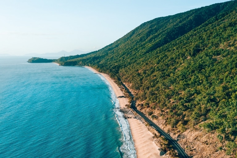 Great Barrier Reef Drive, Tropical North Queensland © Tourism and Events Queensland