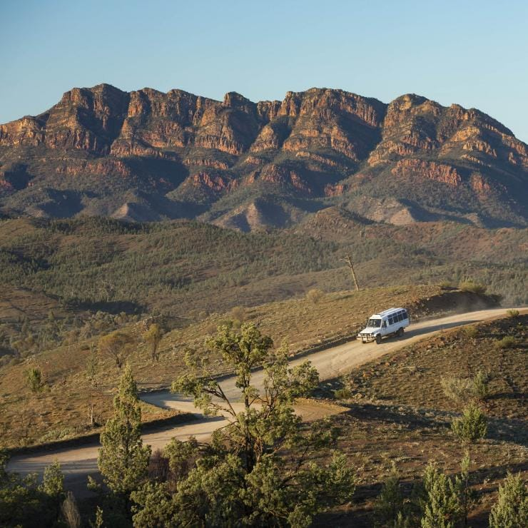 Wilpena Pound Resort, Flinders Ranges National Park, SA © Tourism Australia