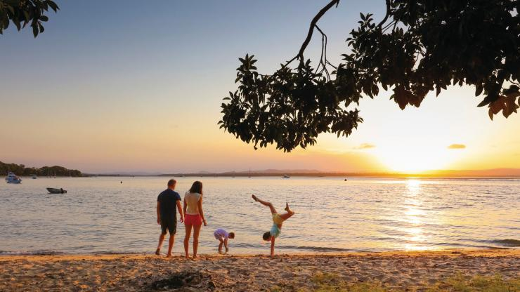 1770, QLD © Tourism and Events Queensland