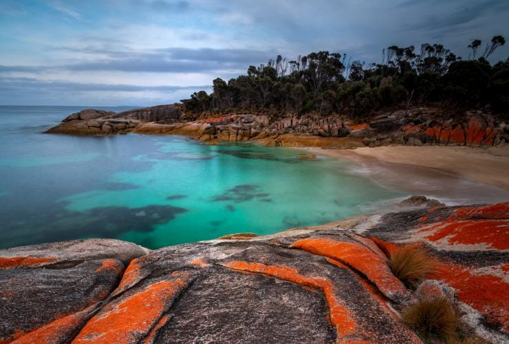 Trousers Point, Flinders Island, TAS © Tourism Australia & Graham Freeman