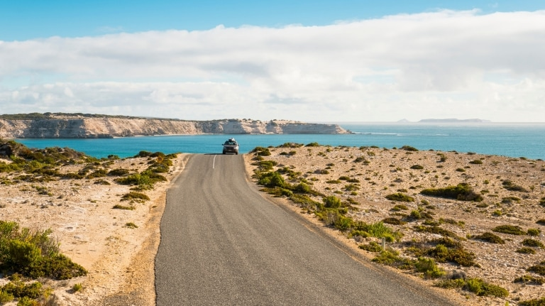 Avoid Bay, Coffin Bay, Eyre Peninsula, SA © Rob Blackburn, South Australian Tourism Commission