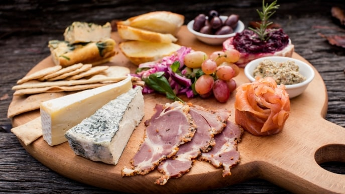 Cheese and charcuterie, Mudgee, NSW © James Horan, Destination New South Wales