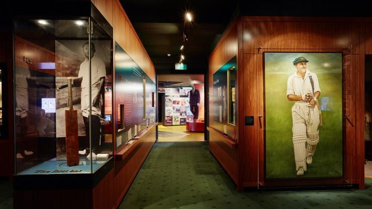 The Bradman Museum, Bowral, NSW © Destination NSW