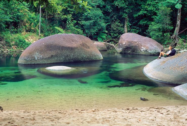 Mossman Gorge, Daintree Rainforest, Queensland