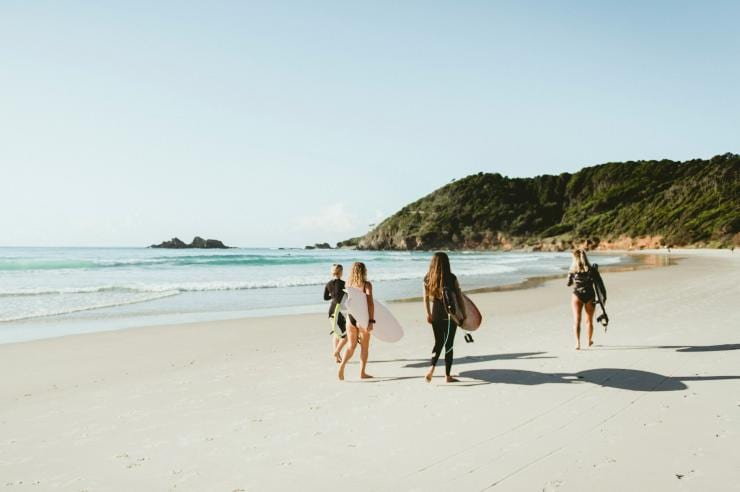 Byron Bay, NSW © Destination NSW, James Horan