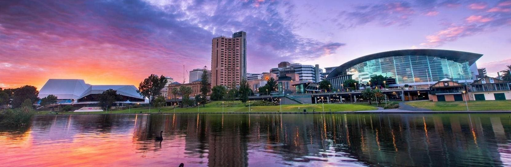 Adelaide Convention Centre, Adelaide, SA © Ben Goode