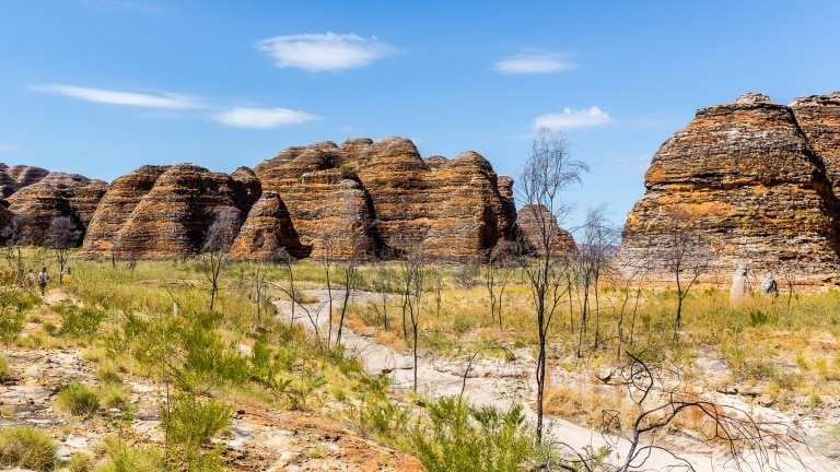 The Bungle Bungle Range, Purnululu National Park, WA. © Jewels Lynch Photography/Tourism Western Australia