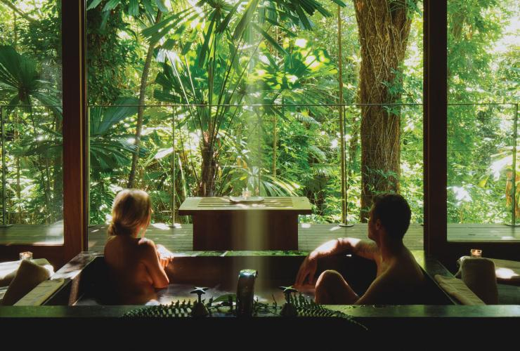 Silky Oaks Lodge, Port Douglas, Great Barrier Reef, QLD © Silky Oaks Lodge