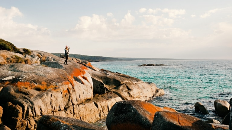 The Gardens, Bay of Fires Conservation Area, TAS © Lisa Kuilenburg