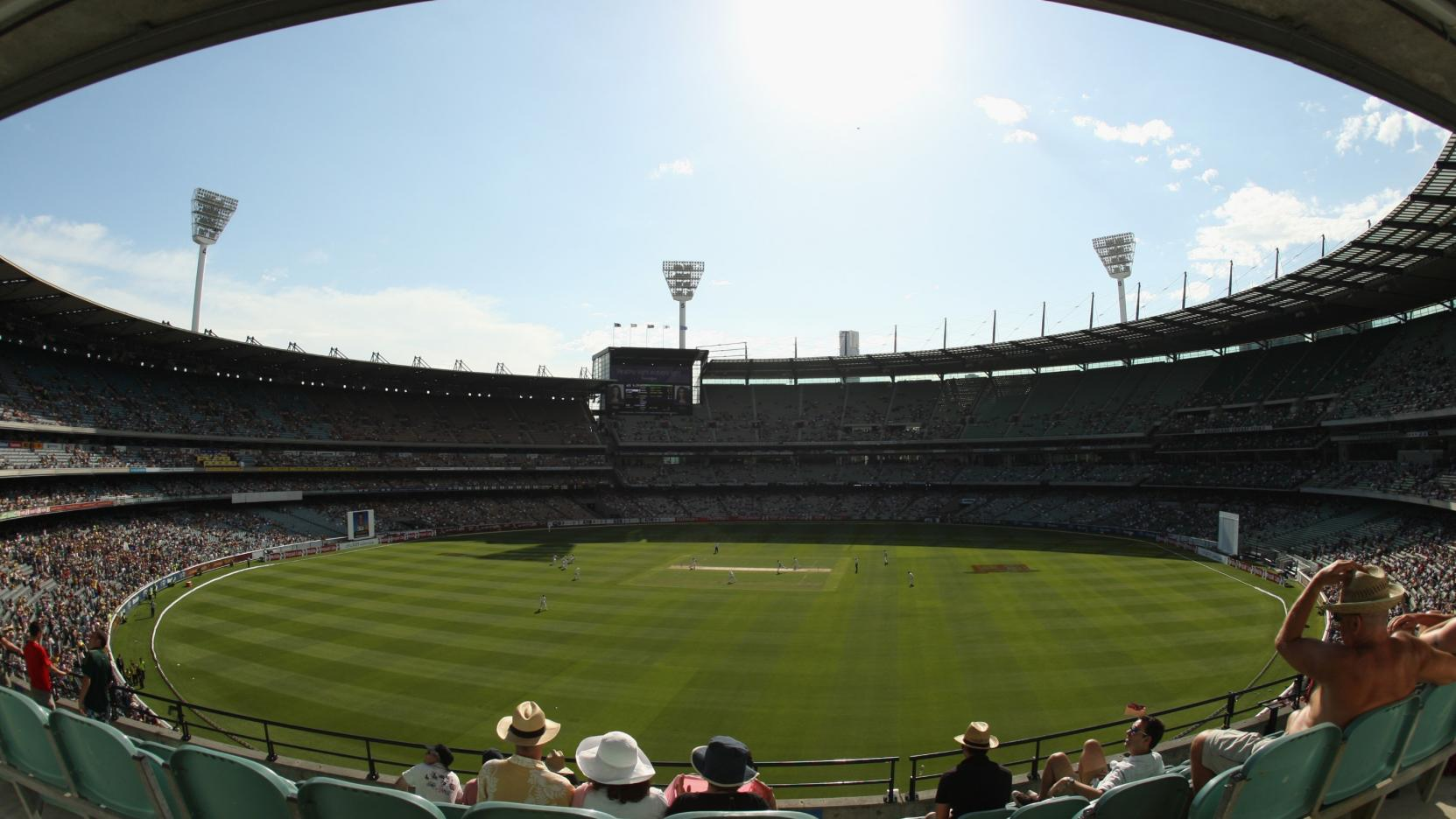 Melbourne Cricket Ground, Melbourne, Victoria © Cricket Australia