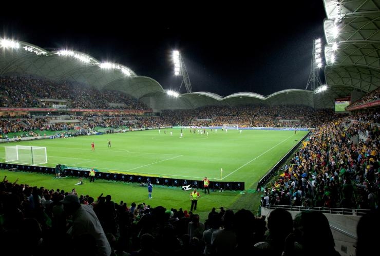AFC Asian Cup Australia, AAMI Park, Melbourne, VIC © AFC Asian Cup