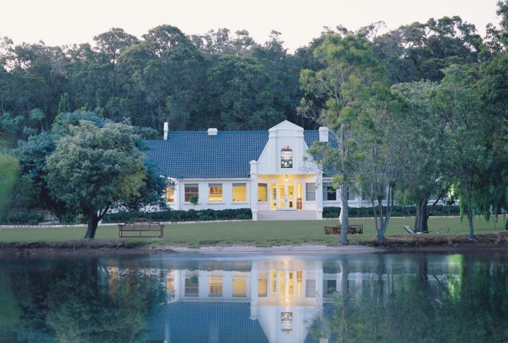 Cape Lodge, Margaret River, WA © Cape Lodge
