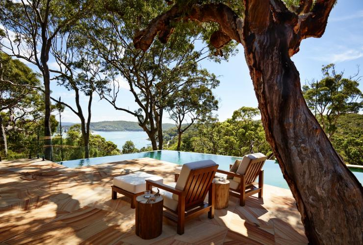 Pretty Beach House, Bouddi Peninsula, NSW © Pretty Beach House