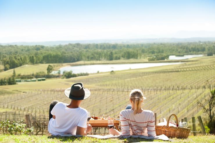 Audrey Wilkinson Vineyard, Hunter Valley, NSW © Tourism Australia