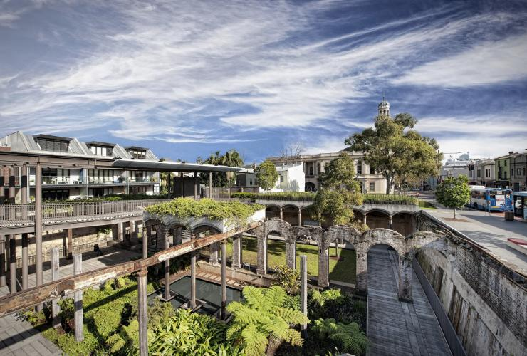 Paddington Reservoir Gardens, Sydney, NSW © Josef Nalevansky, City of Sydney