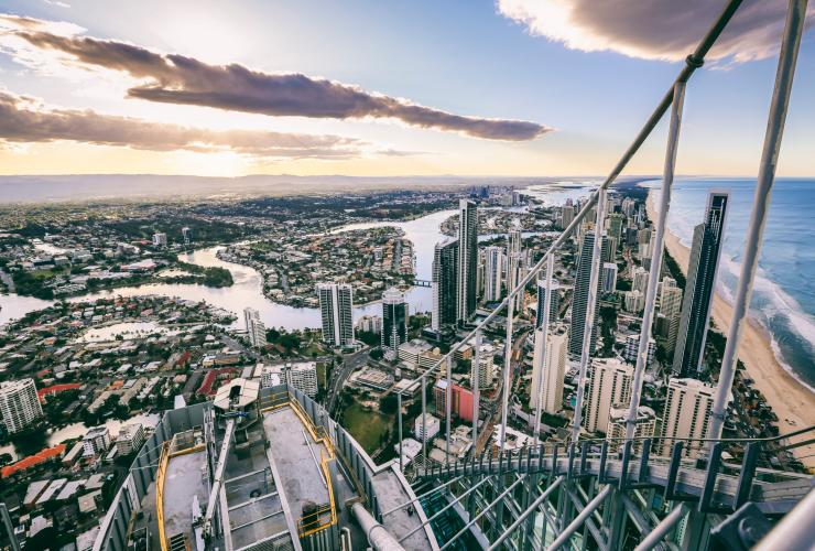 SkyPoint Climb, Gold Coast, QLD © Tourism and Events Queensland