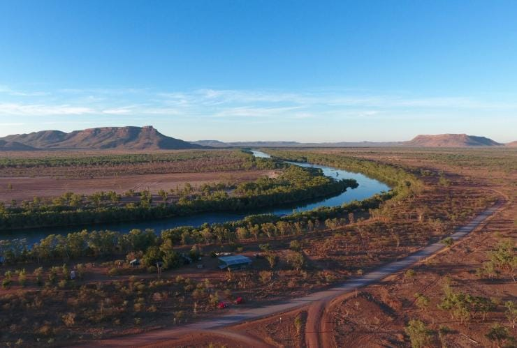 Ultimate Barramundi Adventures, Kununurra, WA © Ultimate Adventures Barramundi Fishing