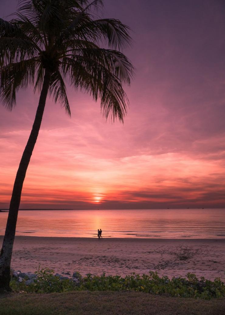 Sunset in Darwin in the Northern Territory © Tourism Australia