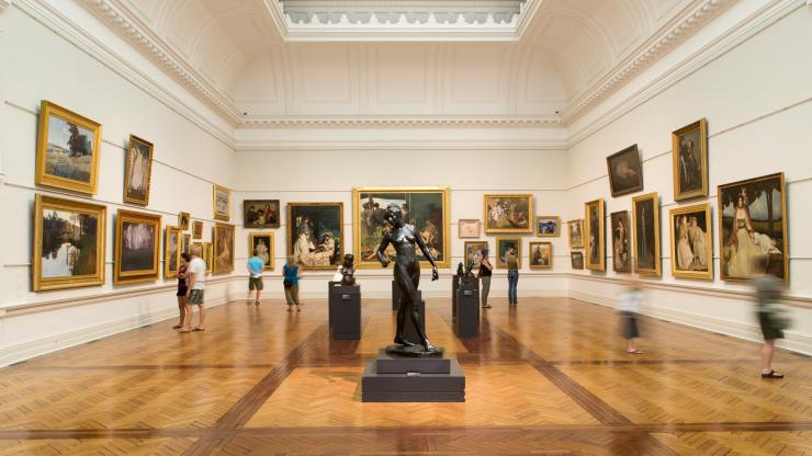 Art Gallery of New South Wales, Sydney, NSW © Daniel Boud, Destination NSW