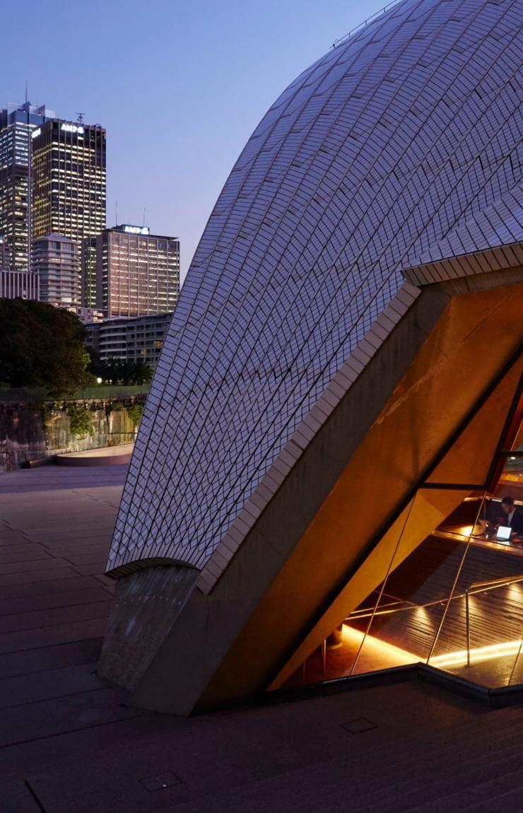 Bennelong, Sydney, NSW © Brett Stevens, Bennelong