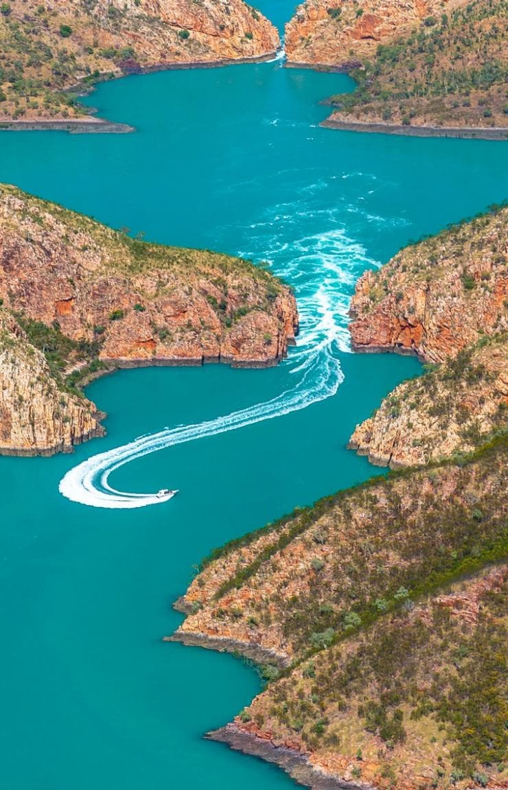 Horizontal Falls, Talbot Bay, WA © Jewels Lynch Photography