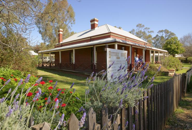 Butterly House, Toodyay, WA © Tourism Western Australia