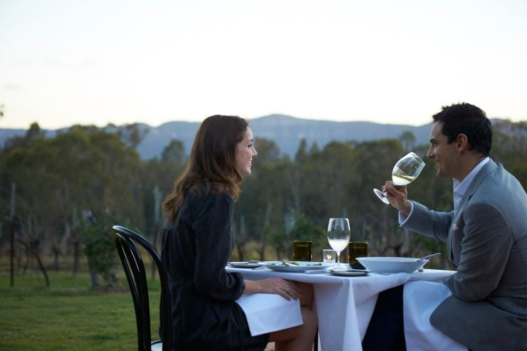 Spicers Vineyards Estate, Hunter Valley, NSW © Spicers Retreats