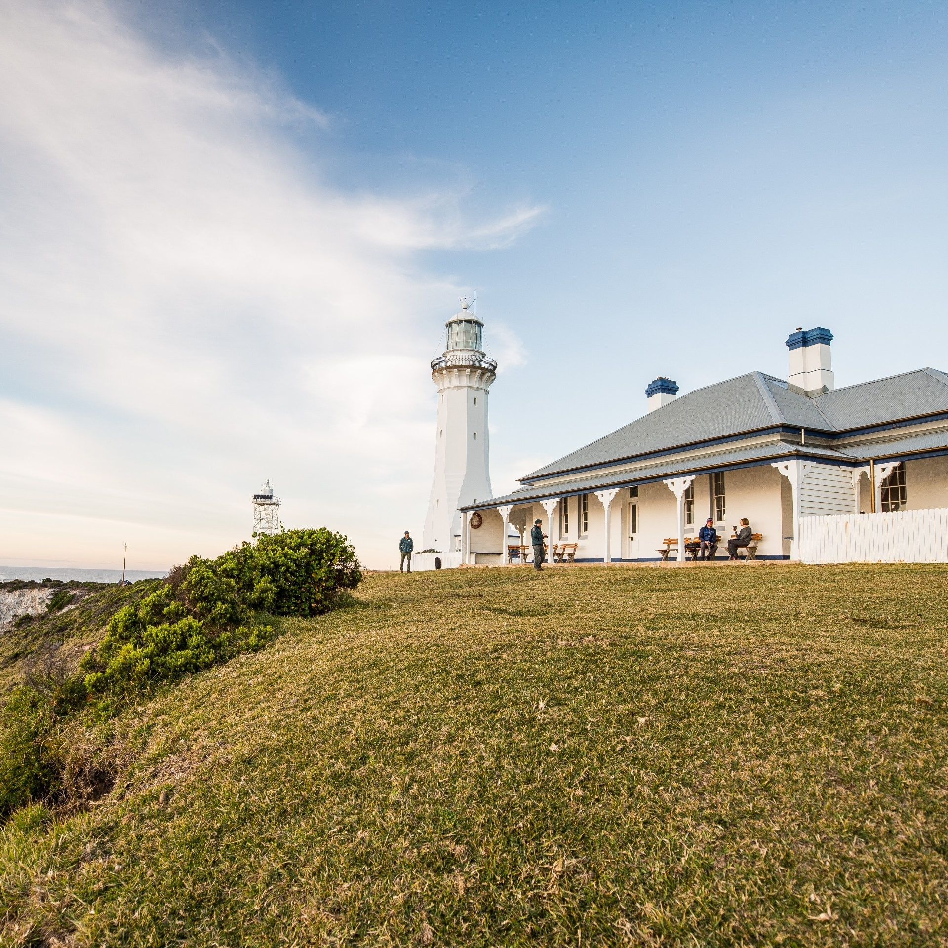 Green Cape Lighthouse, Eden, NSW © Destination NSW