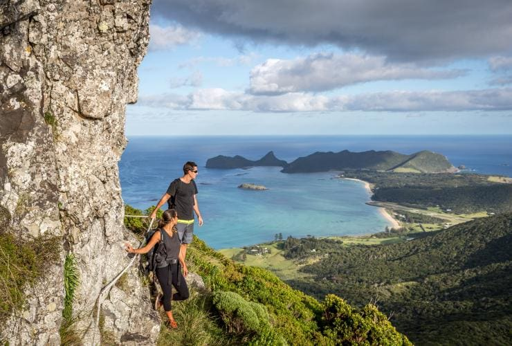 Goathouse, Seven Peaks Walk, Lord Howe Island, NSW © Luke Hanson