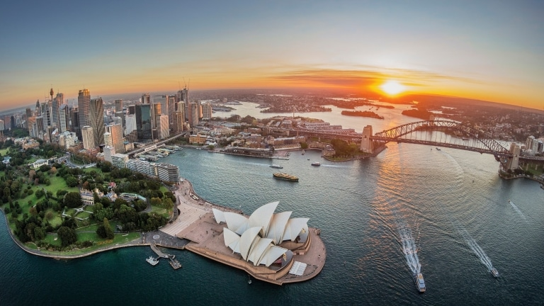 Baie de Sydney, Sydney, NGS © Destination New South Wales