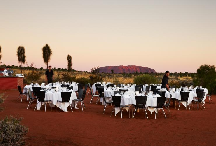 Sounds of Silence, Uluru-Kata Tjuta National Park, NT © Tourism NT