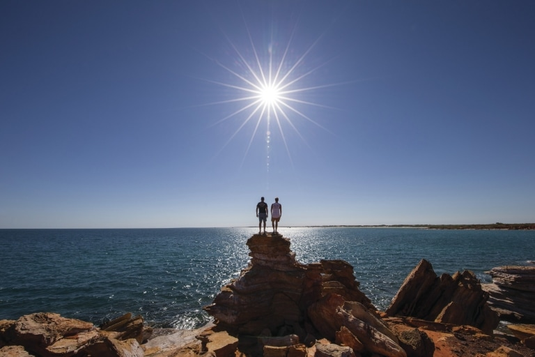 Gantheaume Point, Broome, WA © Tourism Western Australia
