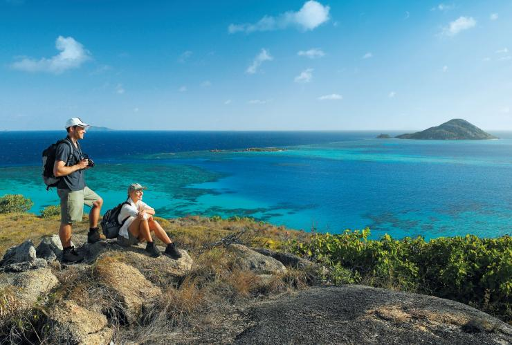 Cooks Look, Lizard Island, QLD © Tourism and Events Queensland