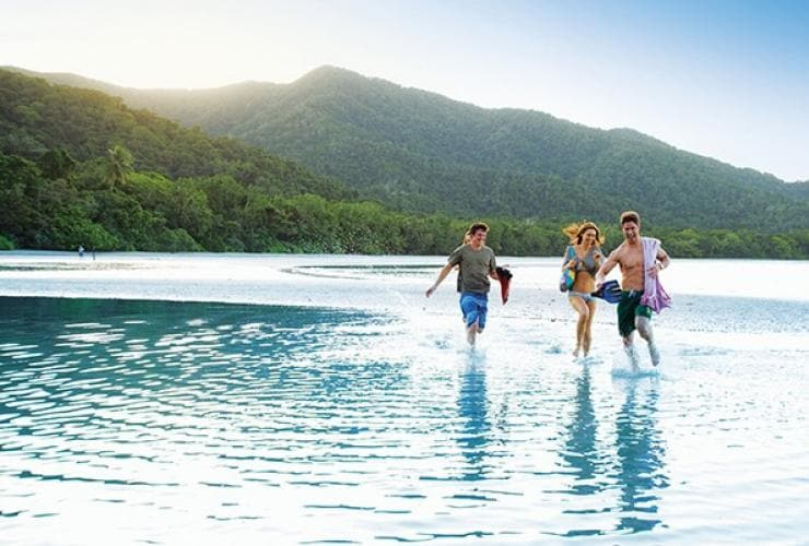 Cape Tribulation, forêt tropicale de Daintree, QLD © Tourism and Events Queensland