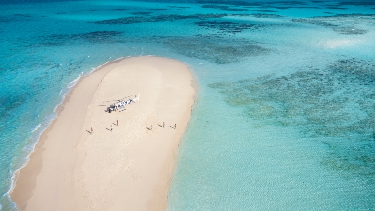 Vlasoff Cay, Grande Barrière de Corail, QLD © Tourism and Events Queensland