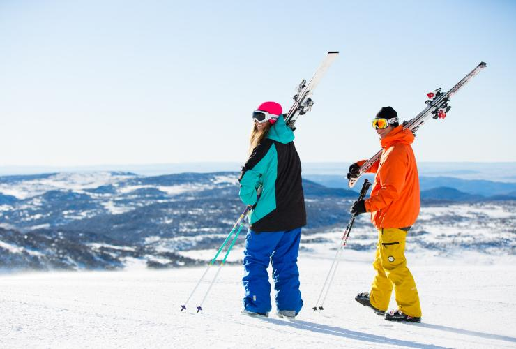 Perisher Blue Ski Resort, Snowy Mountains, NSW © Perisher Blue