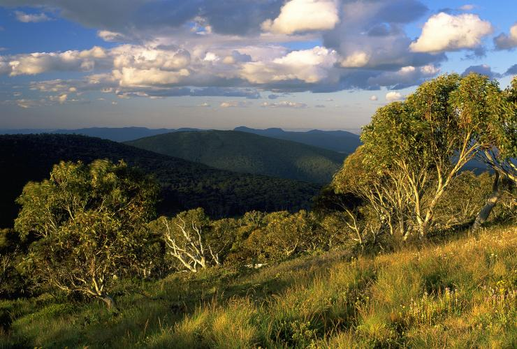 Namadgi National Park, ACT © VisitCanberra