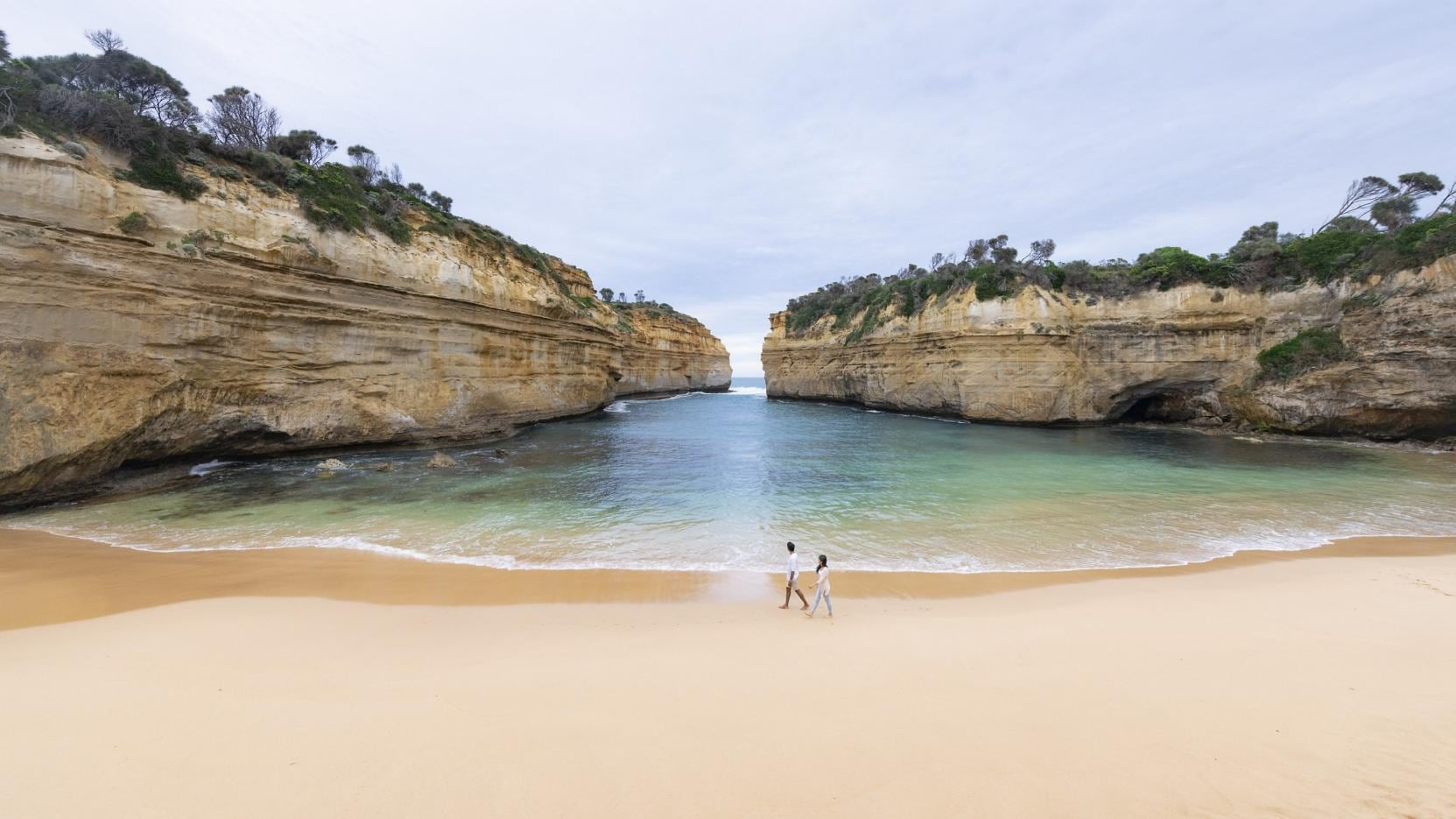 Loch Ard Gorge, Great Ocean Road, VIC © Mark Watson