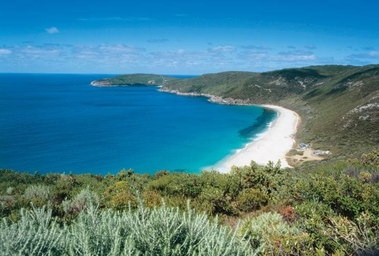 Shelley Beach, parc national de West Cape Howe, Albany, WA © Tourism Western Australia