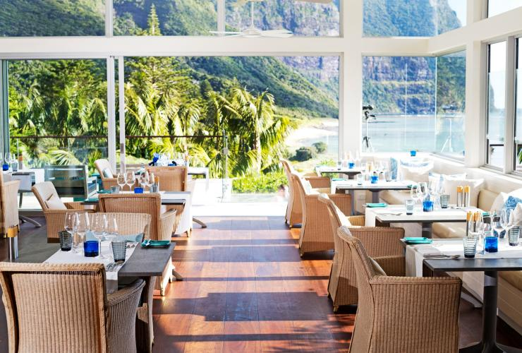 Capella Lodge, Lord Howe Island, NSW © Nathan Dyer
