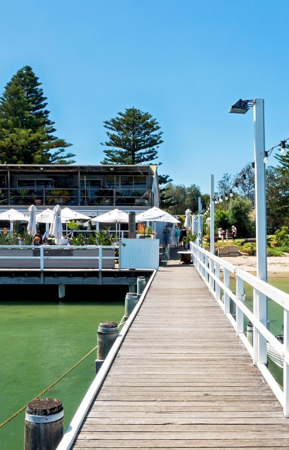 The Boathouse, Palm Beach, Sydney, NSW © Destination NSW