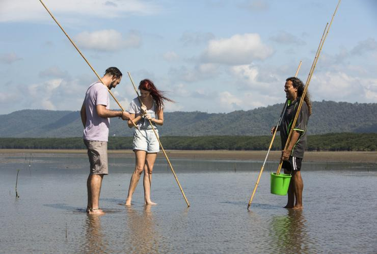 Adventure North Australia, Daintree Dreaming Tour, Cairns, QLD © James Fisher, Tourism Australia