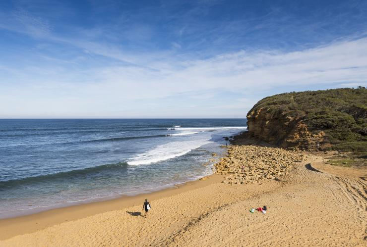 Bells Beach, Great Ocean Road, VIC © Great Ocean Road