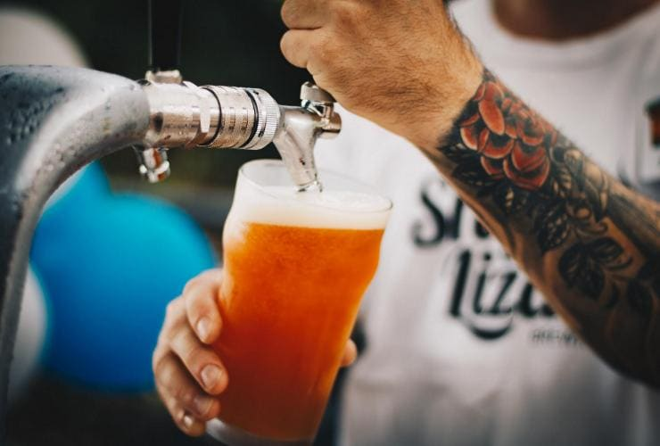 Shifty Lizard Brewing Co., Fleurieu Peninsula, SA © Shifty Lizard Brewing Co.