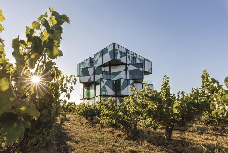 d'Arenberg Cube, McLaren Vale, SA © d'Arenberg Pty Ltd