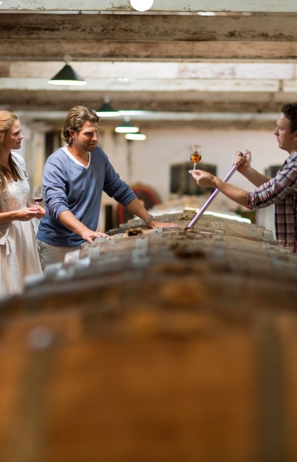 Seppeltsfield Wines, Barossa Valley, SA © Tourism Australia